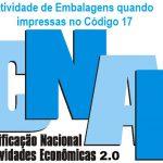 CNAE 2.0 apresenta descrição dos produtos da indústria gráfica